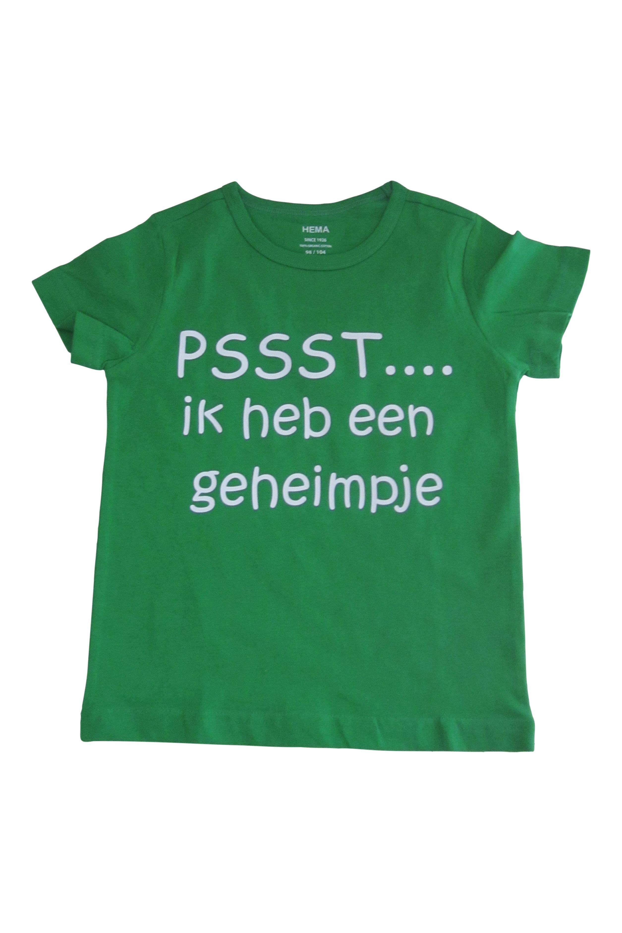 t shirt ontwerpen hema